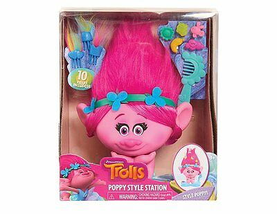 "JP Trolls ""Poppy Style Station"" Toy - FREE DELIVERY"