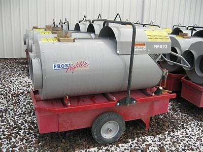 Used Frost Fighter IDF350 Diesel Indirect Fired Heater 350,000btu Portable