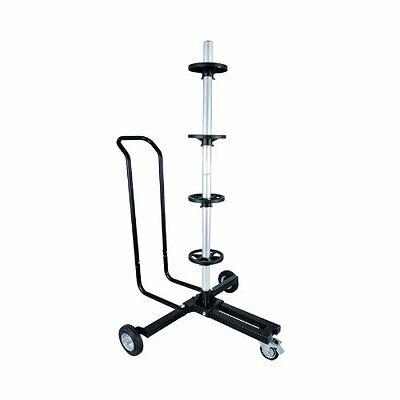 ProPlus 390062 Rim Stand with Wheels and Handle