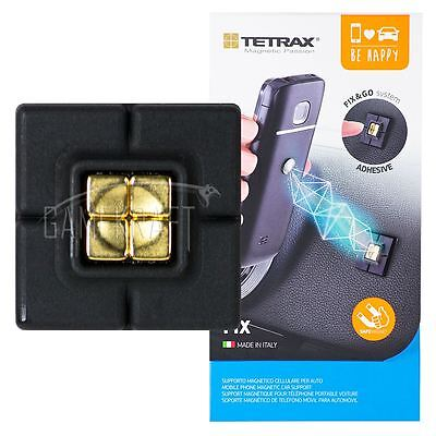 Tetrax Fix Soporte coche magnetico Universal Nokia,LG,Iphone,Samsung,HTC,Huawei