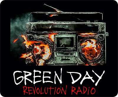 Green Day Revolution Radio Mousemat