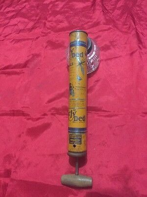 Vintage Fly Ded Insect Spray Pump