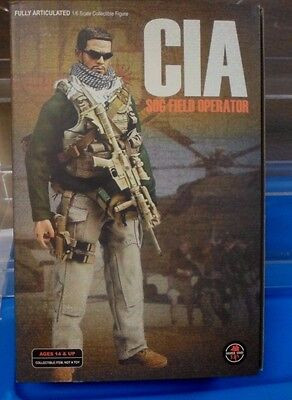 Soldier Story CIA Sog Field Operator 1/6 Scale Action Figure Fully Mark Wahlberg