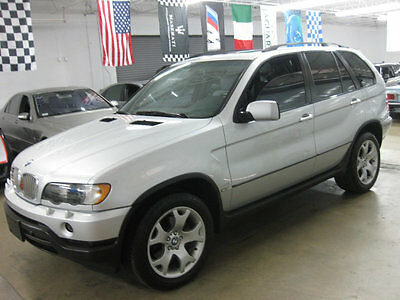 2001 Bmw X5 4.4L Pristine Condition Garage Kept Florida Non Smoker You Wont Find Cleaner For Sure