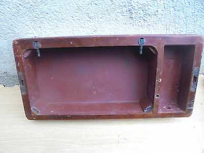 Vintage Singer Sewing Machine  Case Base