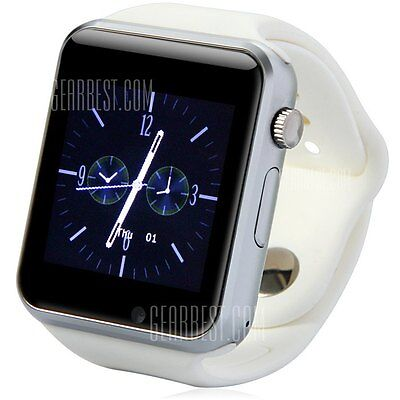 NUOVO SMART WATCH A1 SIM Orologio Telefono Touch Screen SMARTPHONE ANDROID E IOS