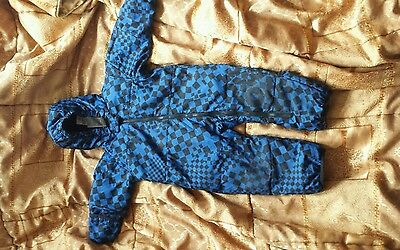 columbia snowsuit baby suit 18-24 months baby down snowsuit romper