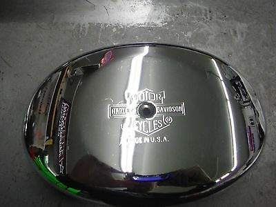 Harley Davidson Bar And Shield Air Cleaner Cover