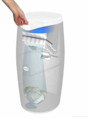 Angelcare HYGIENIC Nappy Disposal System - All nappies in the nappy bin
