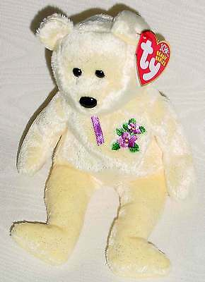 MOTHER the bear ~ RETIRED ~ TY Beanie Baby / Babies ~ MWMT