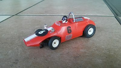 Unknown Old Indy Style Slot Car