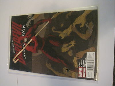 Comic Book Marvel Here Comes Daredevil The Man Without Fear # 9