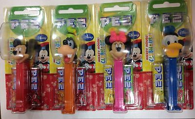Pez Disney set of four.