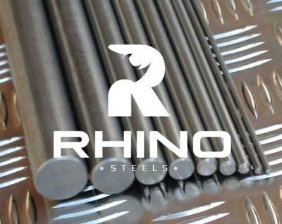 Bright Mild Steel Round Bar 230M07/EN1A - 3mm to 60mm - 50 to 1500mm long