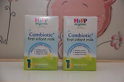 2 -BOXES-HiPP-UK-Organic-Combiotic-First-Infant-Milk-Stage-1-800g