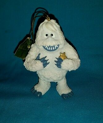 """Rudolph the Red-Nosed Reindeer Bumble Abominable Snowman Christmas Ornament 3"""""""