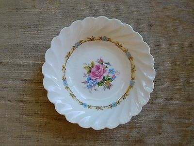Vintage Royal Staffordshire Clarice Cliff Sweet Dish Made In England