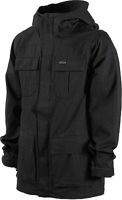 Volcom Alternate Black Mens Ski Snow 2017 Snowboard Jacket Free Post Australia