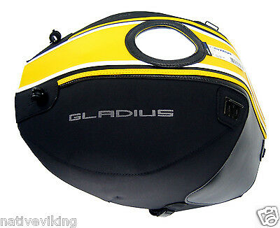 Suzuki GLADIUS 2015 BOSS edition BAGSTER TANK PROTECTOR COVER in stock 1570N new