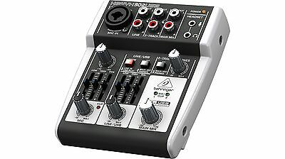Behringer Xenyx 302 5 Channel Mixer