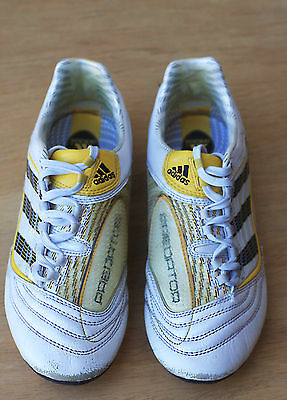 Adidas Predator Traxion Footy/soccer/rugby Boots Us 5 Gc