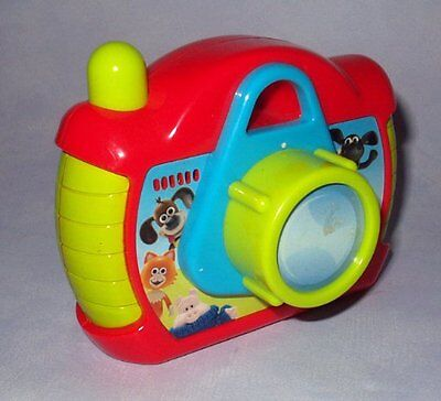 Timmy Time - Timmy Click & Play Camera - With Sounds - Good Condition