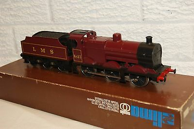 O gauge 7mm NEAR MINT Lima Fowler 4f 0-6-0 in LMS maroon 4683 BOXED & RUNS WELL