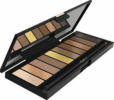 L'Oreal Paris Color Riche La Palette Nude Beige