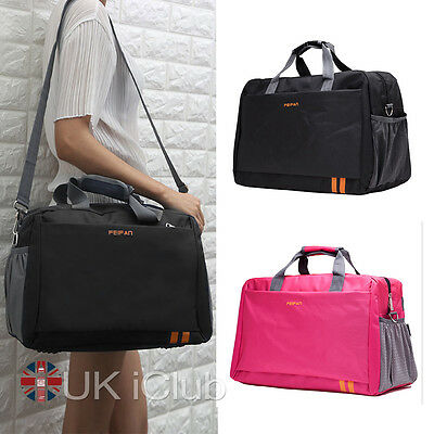 UK Small Cabin Approved Flight Travel Bags Hand Luggage Weekend Holdall Bag
