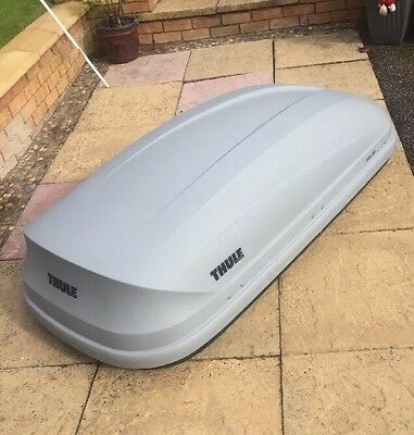 Thule Pacific 200 Roof Box ~ 2 Keys ~ 460 Litres
