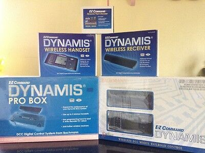 Complete Dynamis E-Z Command System36-505,36-507,36-508,36-509,36-561