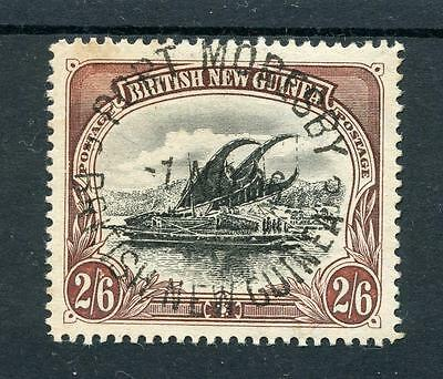 British New Guinea 1901-05 2/6 black and brown SG8 FU cat £550