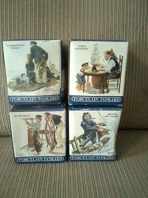 Norman Rockwell Decorative Collectible Brands Decorative