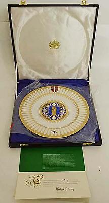 Spode Plate The Salisbury Cathedral Plate 1075-1975