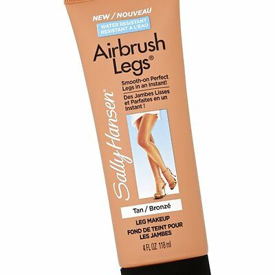 Sally Hansen Airbrush Legs 118ml Tube Leg Make-up Shade Tan