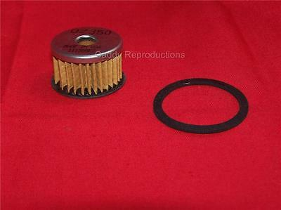 1946 - 1967 Cadillac Fuel Filter Element  46  -  67 w/out A/C