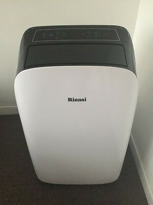 Rinnai 3.5Kw Portable Air Conditioner With Remote
