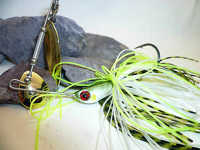Spinner Bait A graded Lure /sea/bass/Coarse/pike/trout