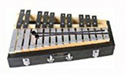 25 Note Large Chromatic Glockenspiel including Hardcase & Beaters | TL25B to