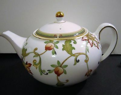 Wedgwood Oberon Teapot New with Tag
