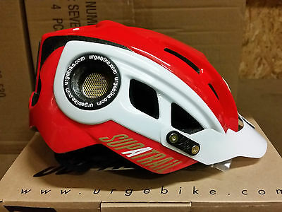 Casque Urge Supatrail Ruby/red Xl/xxl