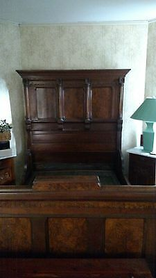 Beautiful Antique East Lake Full/Double Bed