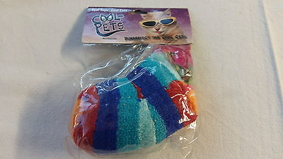 Cool-Pet Catnip Sock and Feather ~ Cat Toy