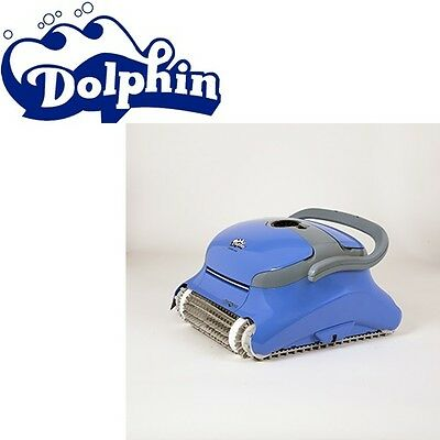 Maytronics Dolphin M200 Robotic Pool Cleaner Automatic - Ships Worldwide
