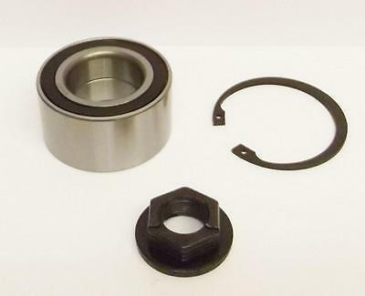 Ford Fiesta Mk6 Front Wheel Bearing Kit All Models 02-08 With Abs Models