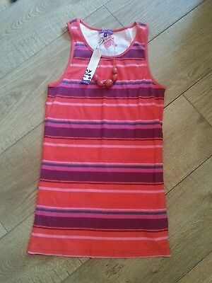 M&S LIMITED COLLECTION TOP AND NECKLACE  girls 16 years  HOLIDAY  ladies 10