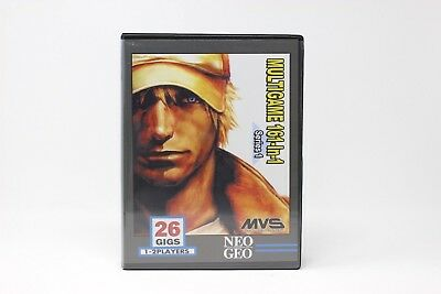 Soft box  for 161 in  1 NEO GEO MVS SNK Series 1