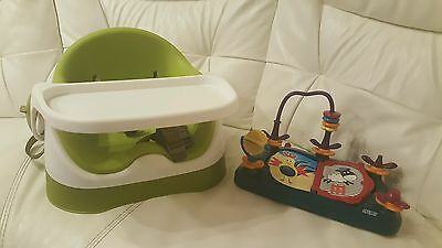 Mamas and Papas Baby Bud with Playtray