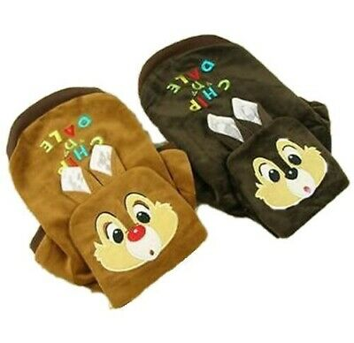 Dog Puppy Cat Clothes Coat Hoodie Jacket Сostume Chip and Dale For SMALL Pet