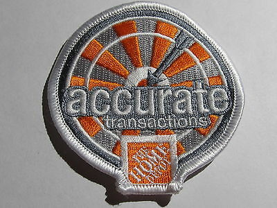 home depot accurate transactions  patch